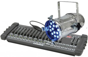Fully Installed LED Stage Lighting System – OFFER 1